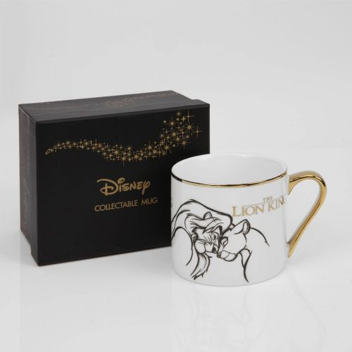 Disney Lion King China  Mug - Collectable Contemporary Mug in Gift Box - LION KING